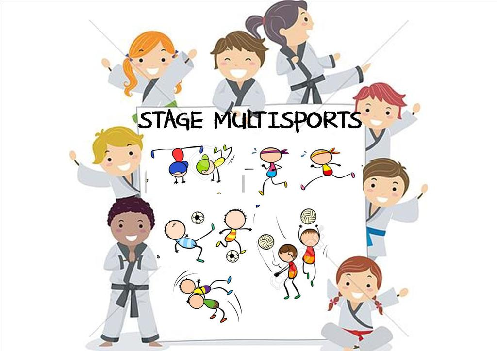 STAGE MULTISPORTS TOUSSAINT