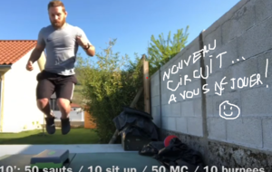 Circuit training by Cédric S