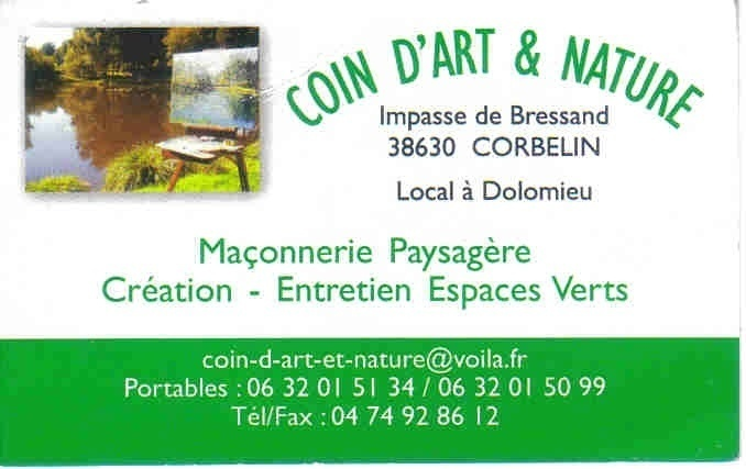 Coin d'Art & Nature