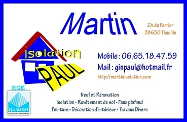 Paul Martin Isolation